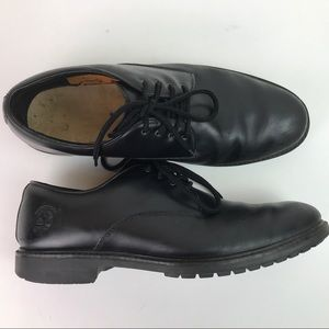 Timberland men's black shoes size 10.5